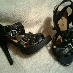 Delicious Black Shoes
